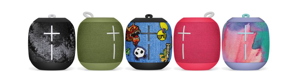 Ultimate Ears Wonderboom Freestyle Collection is available in the following colours
