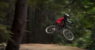 Remy Metailler's Downhill MTB scrubs are on lock. Press play and get schooled as Remy scrubs his way through the entire Aline at Whistler Bike Park - lit AF!