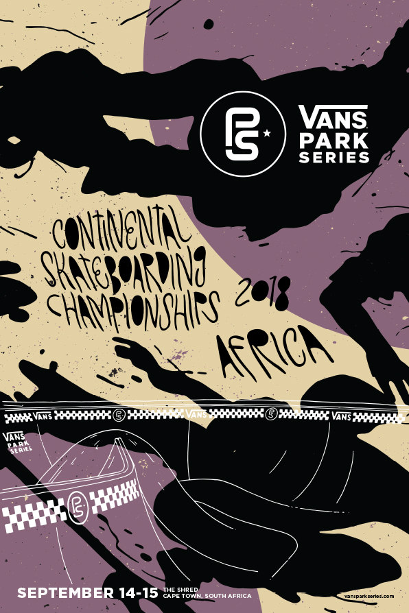 Details for the 2018 Vans Park Series Africa Continental Championships