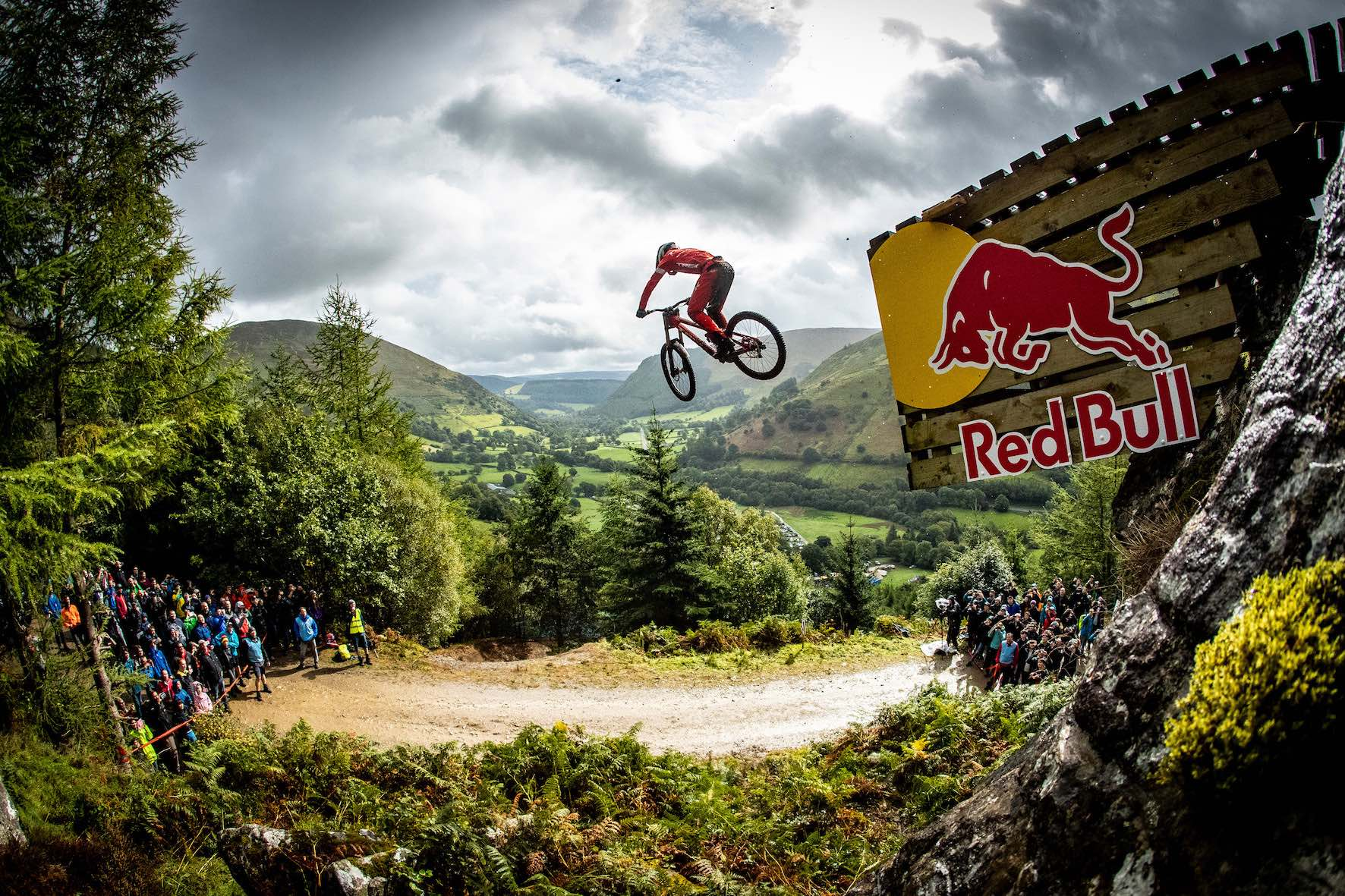 Video Red Bull Hardline 2018 Winning Run Downhill Mtb
