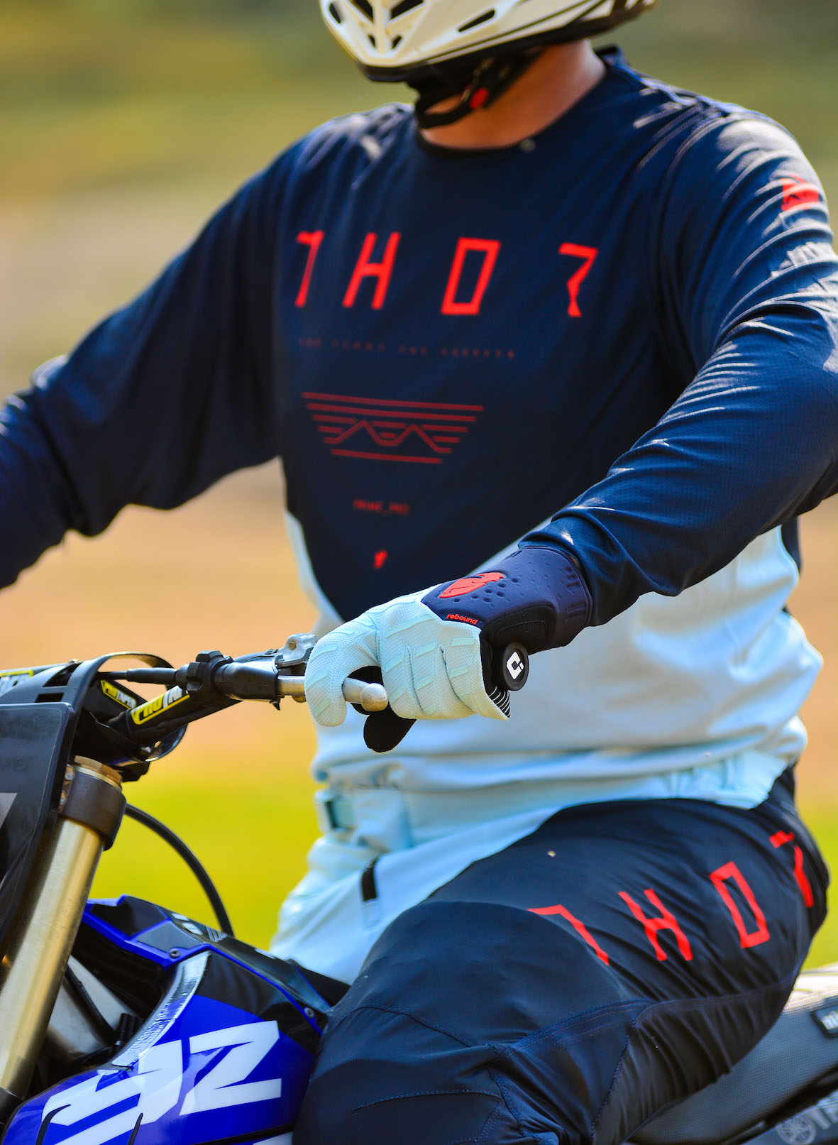 Introducing the all new 2019 Thor MX Prime Pro racewear