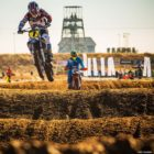 Ian Topliss at the 2018 SA Motocross Nationals at Phakisa MX