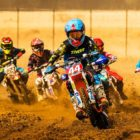 Racing action at its best at Round 6 of the MX Nationals