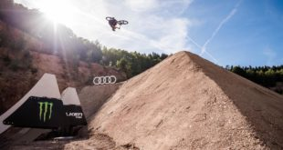 Nicholi Rogatkin talks The Audi Nines 2018 MTB event