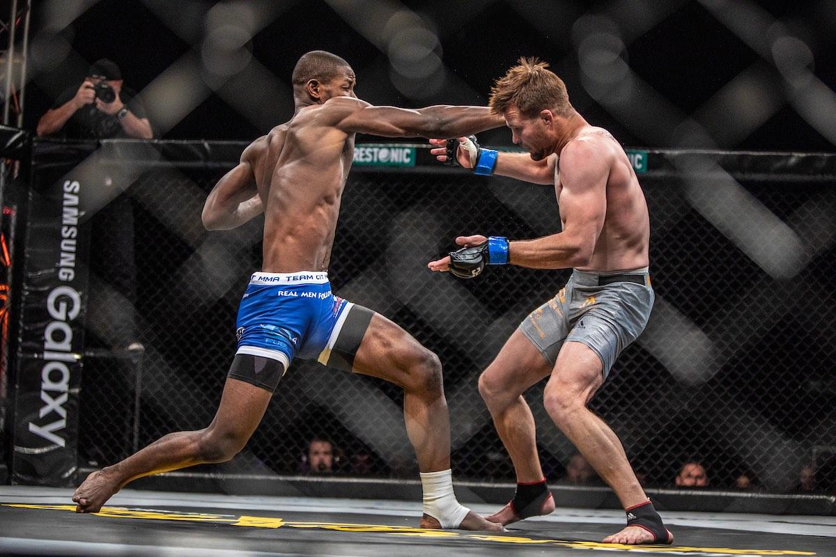 Pierre Botha vs Tshilumba Mikixi