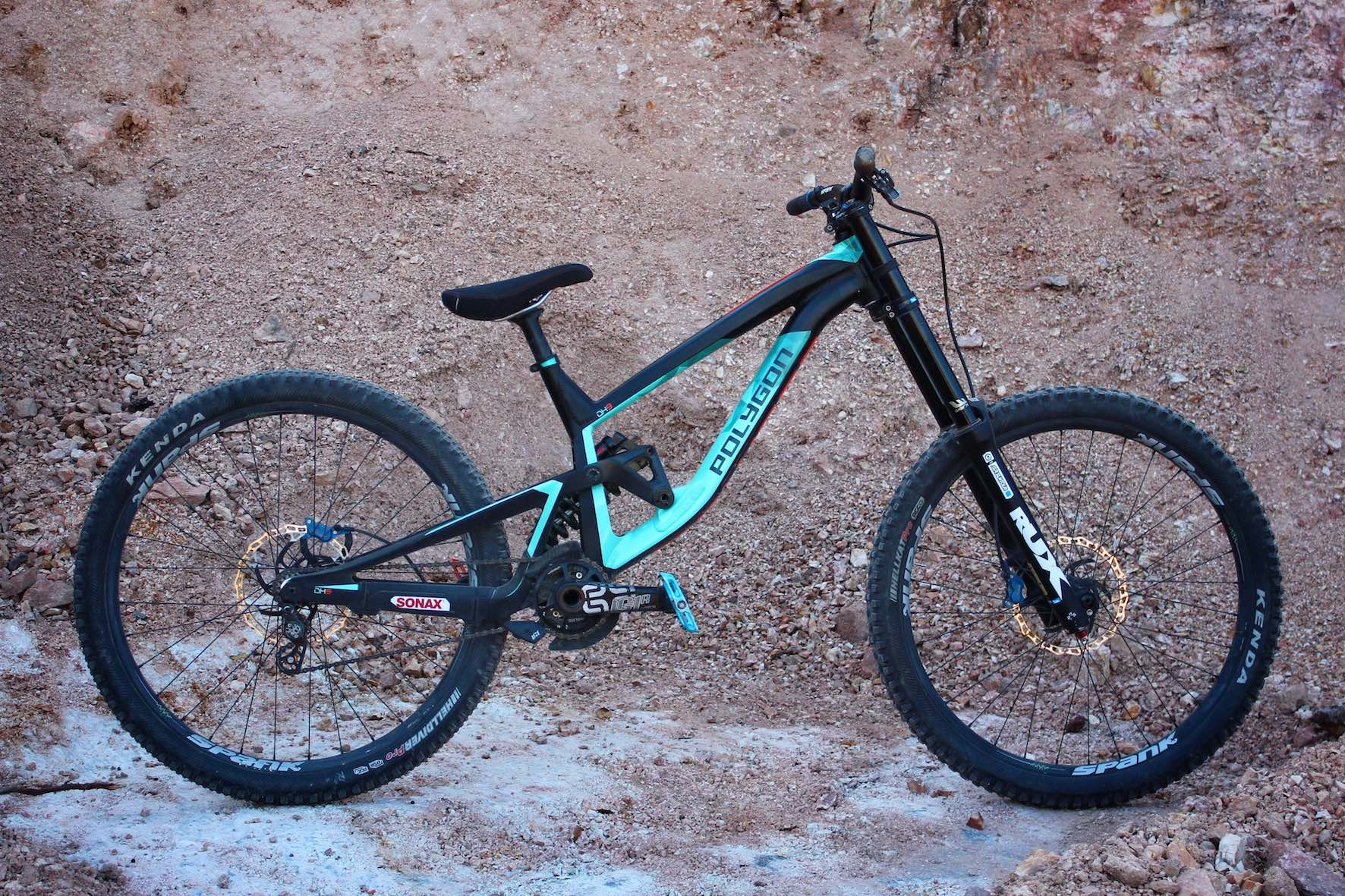 Sam Reynolds Polygon DH9