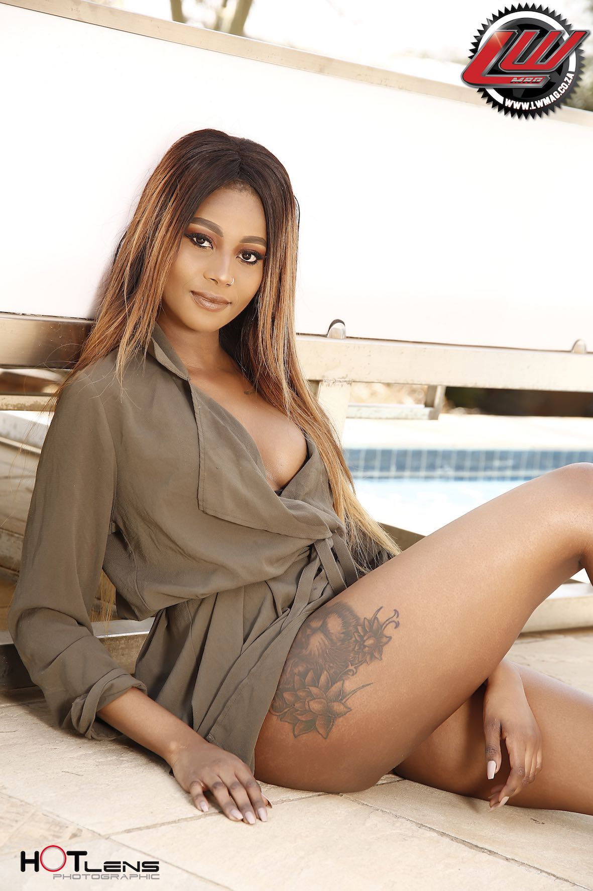 Tumi Kekane features as our LW Babe of the Week