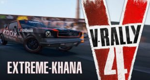 Become the drift king in the Extreme-Khana discipline in V-Rally 4. Watch the trailer here: