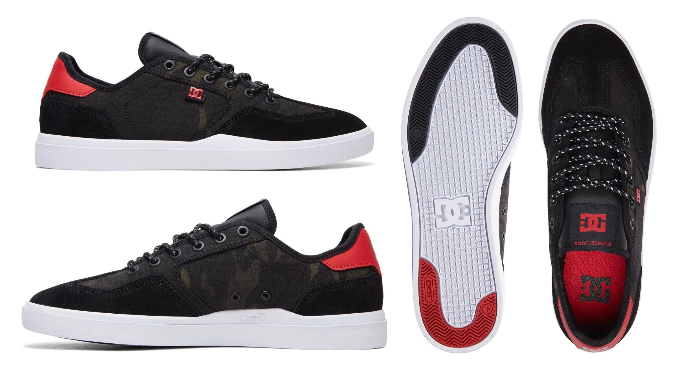 DC Shoes MultiCam VESTREY SE Shoes