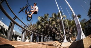 Darren Oatleynow joins the Fit Bike Co Team in South Africa. It's been a long time coming with twoyears of blood, sweat and tears producing this banger of a BMX edit.