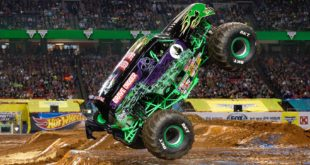 Monster Jam comes to South Africa for the first time ever in 2019.