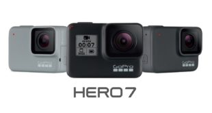 Introducing the new GoPro HERO7 product line