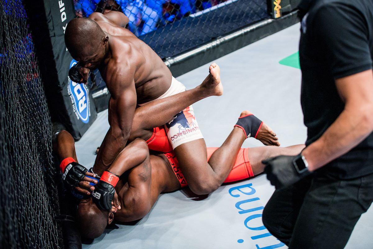 Rodrique Kena vs Sifiso Ngcobo