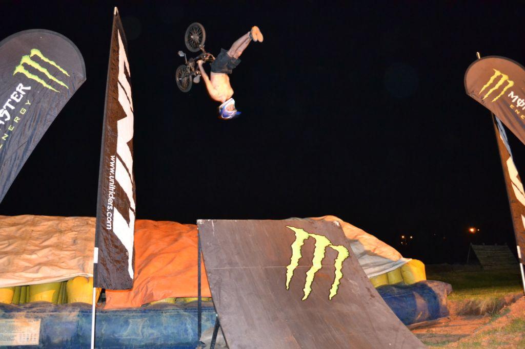 Jozi X Bag Jump