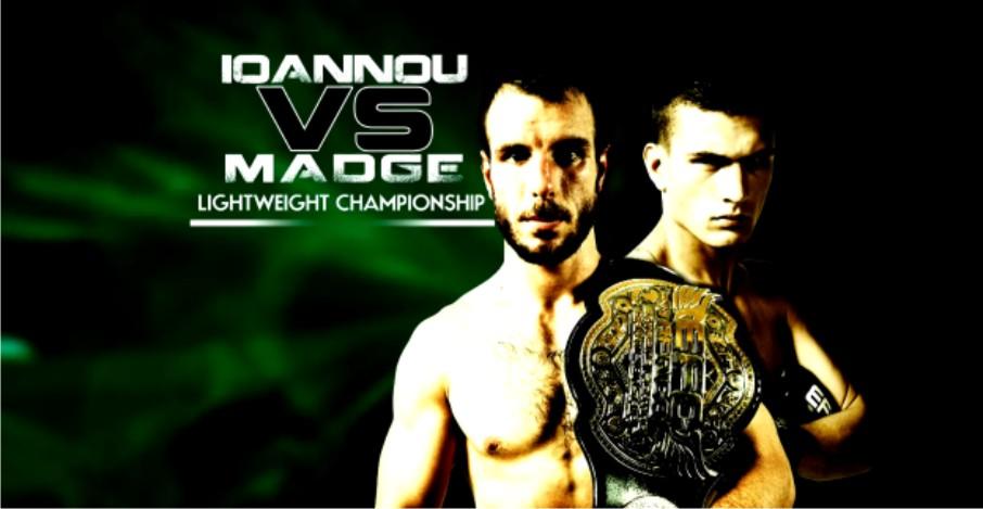 MMA Mixed Martial Arts EFC Africa