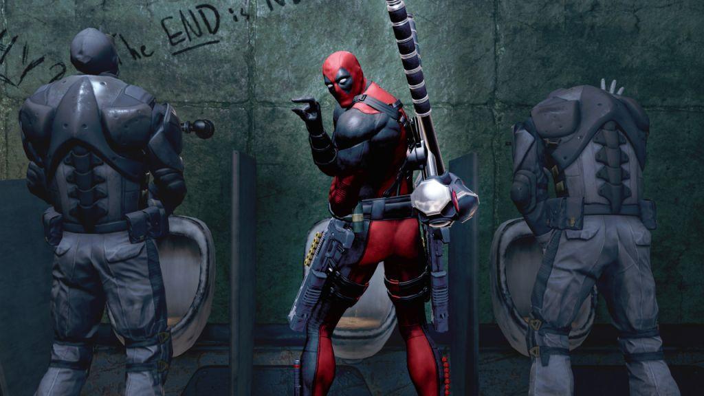 Playstation 3 Xbox 360 Deadpool