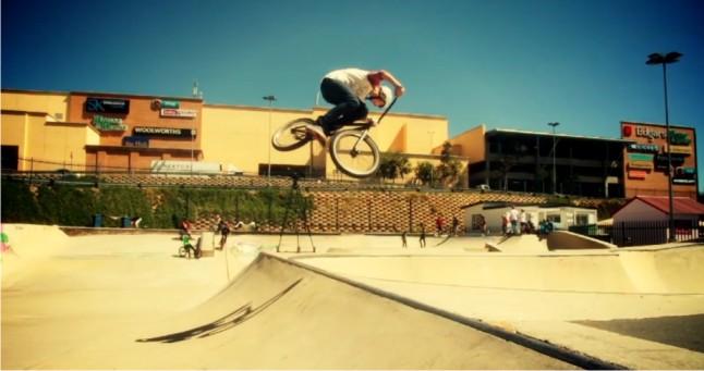 BMX Urban Flo