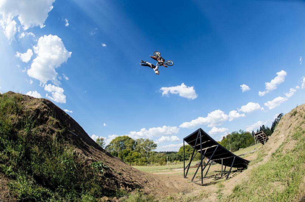 Freestyle Motocross Nick De Wit