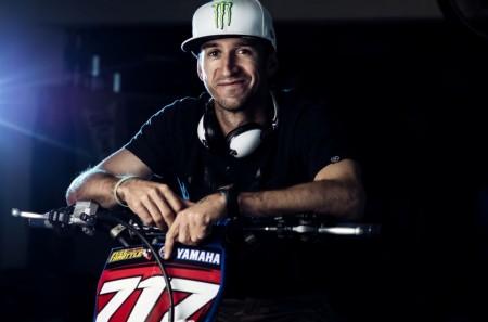 Motocross Richers van der Westhuizen