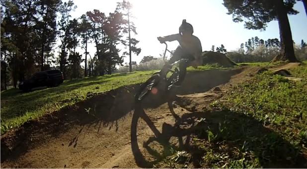 BMX Drift HD Ghost
