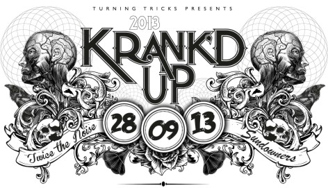Krankd Up South African Music Festival is here