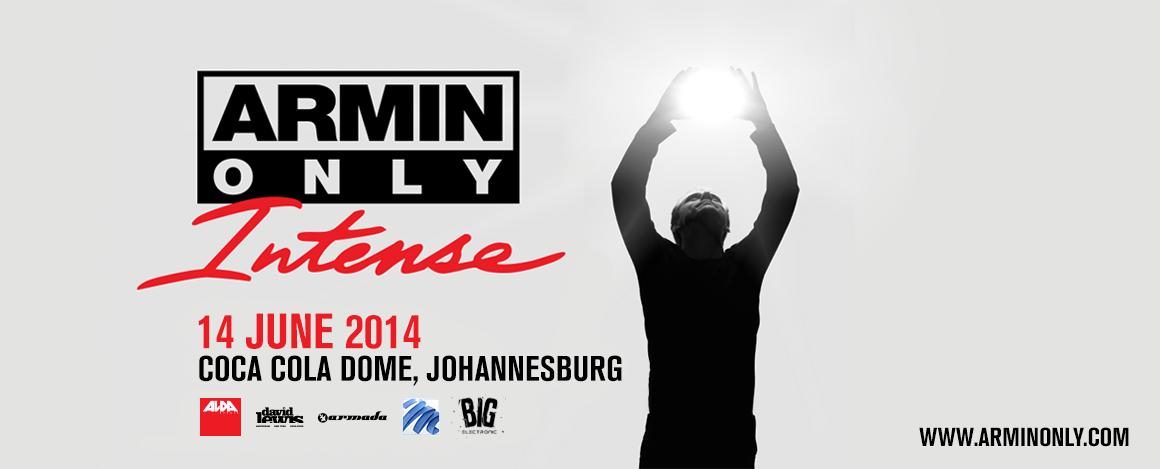 Armin van Buuren set to wow SA fans with his Armin Only Intense world tour