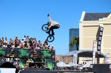 BMX action will be at its bext in the 2014 event