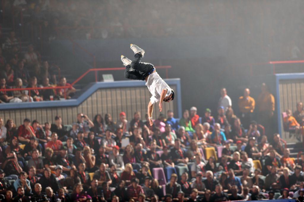 Chris Haffey will be showing his skills at the Nitro Circus Live SA Shows