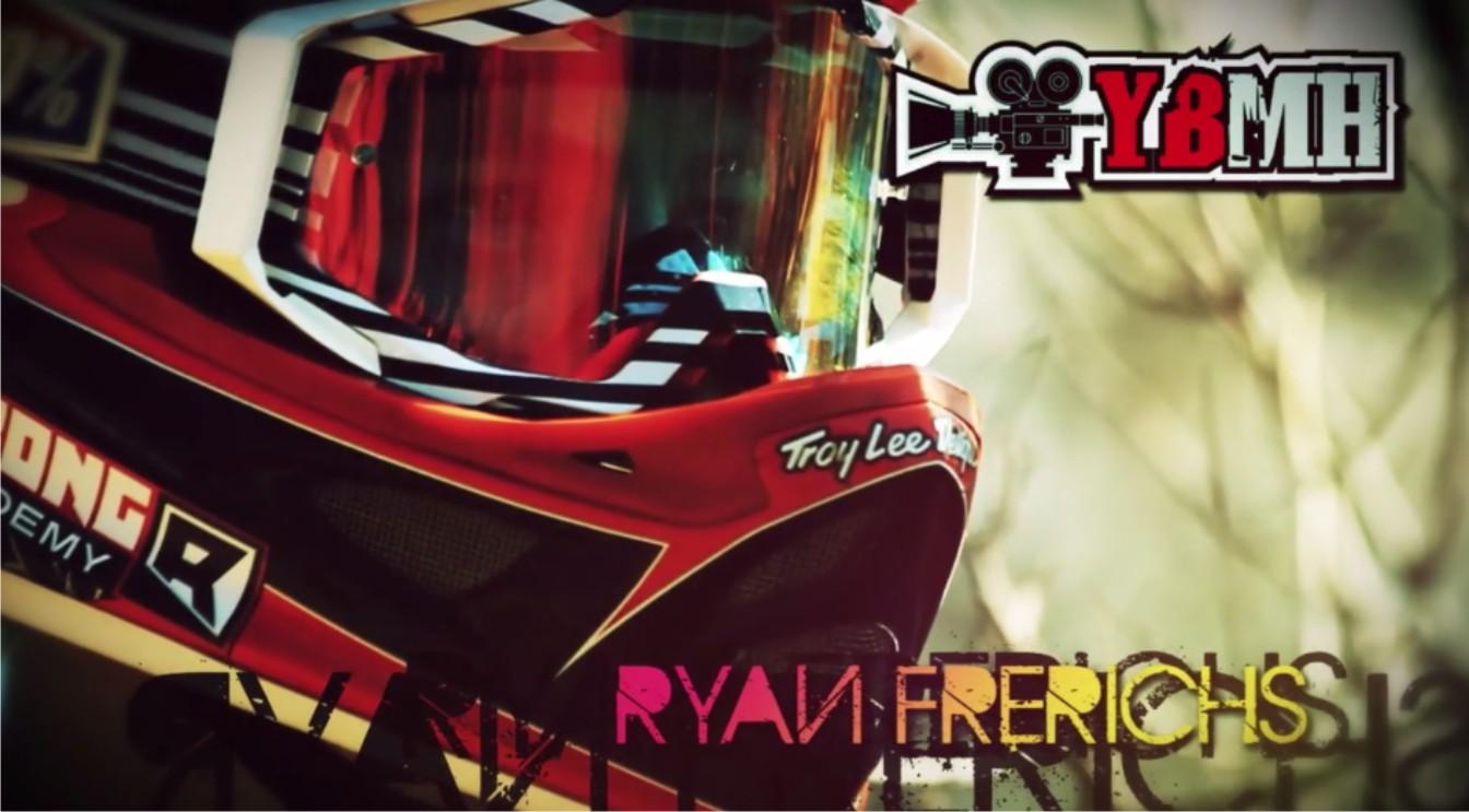 Downhill MTB rider Ryan Frerichs Interview and Video