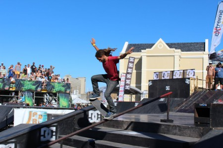 The best Skateboarding contest will get underway at Ultimate X 2014