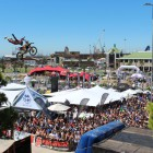 Freestyle Motocross at Ultimate X