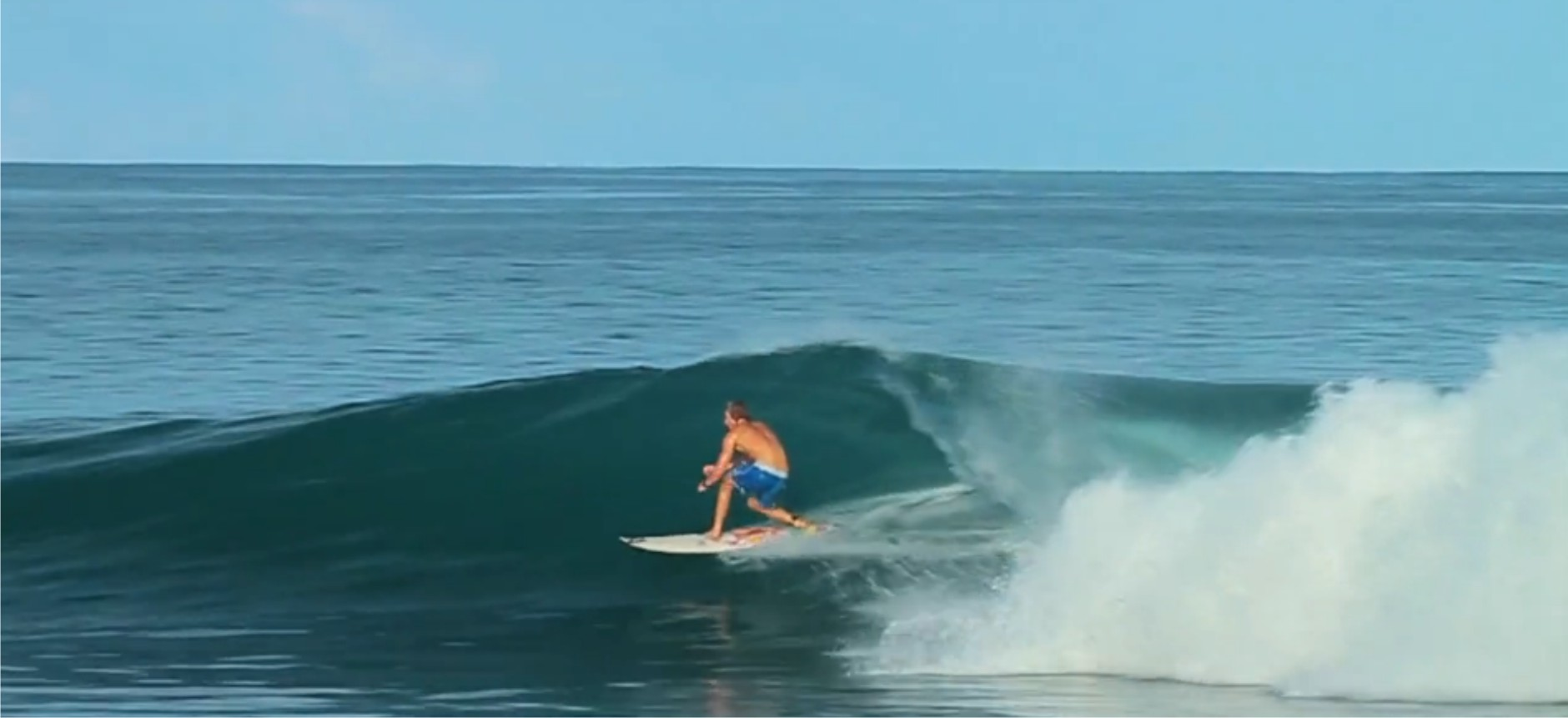 Visions with Matt Bromley surfing video