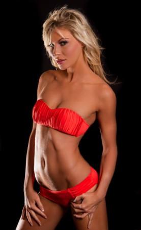 South African girls dont come sexier than Monica van der Bank