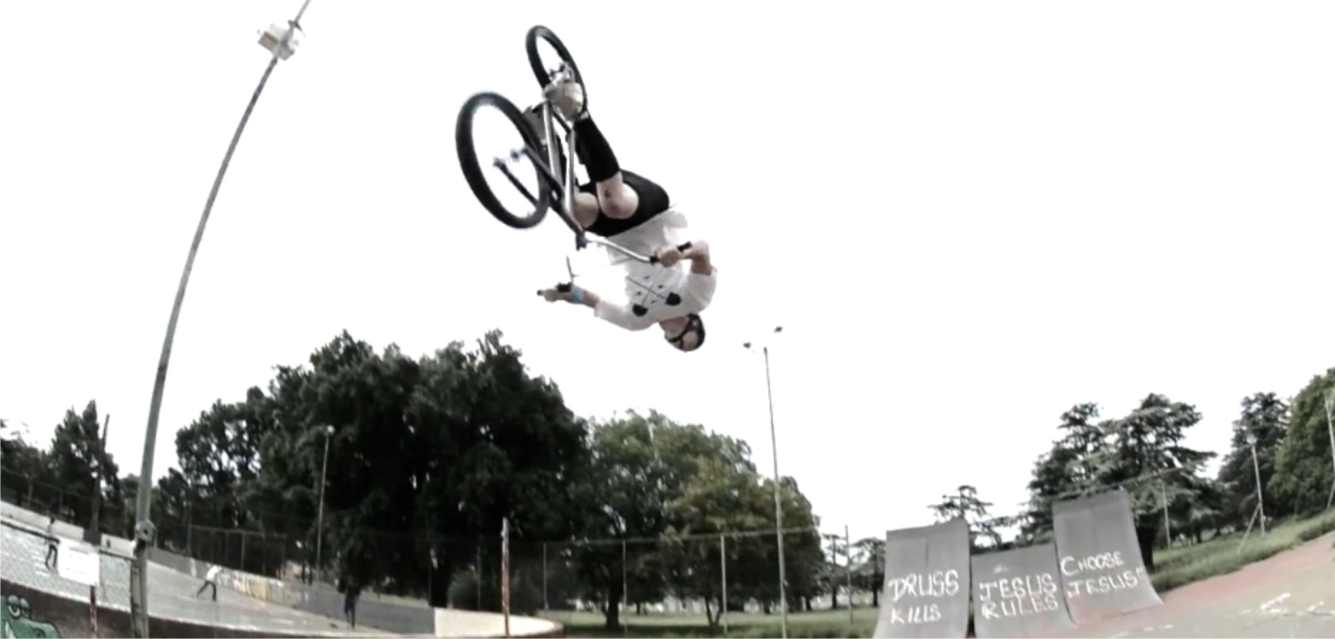 One Day Edit is a cool BMX video edit of two of SA's up and coming riders