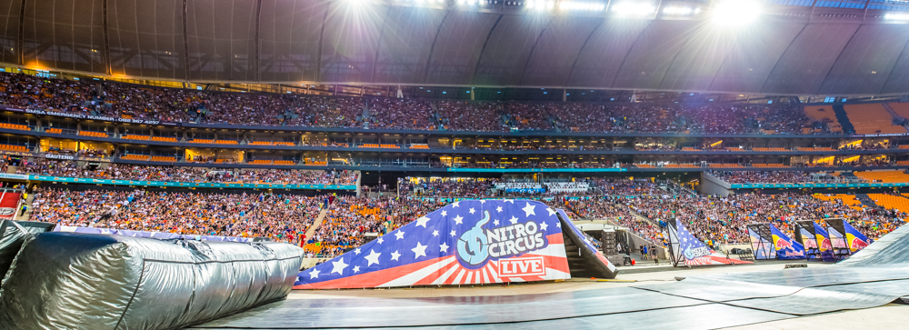 Nitro Circus Live made history in South Africa