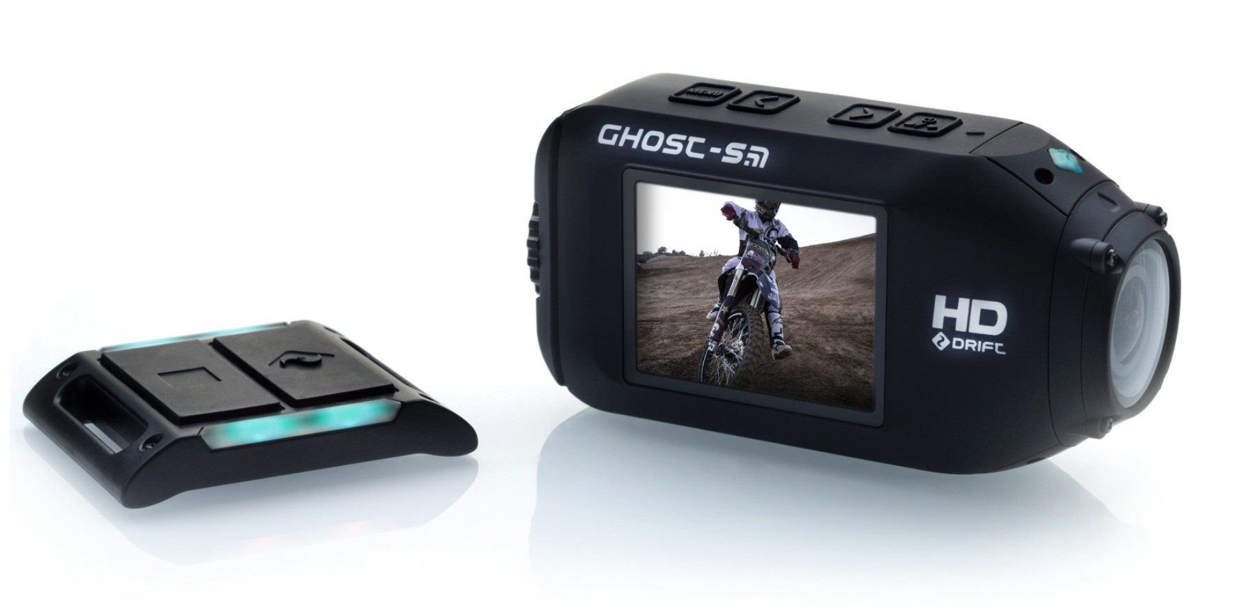 The Drift Ghost-S action camera is here