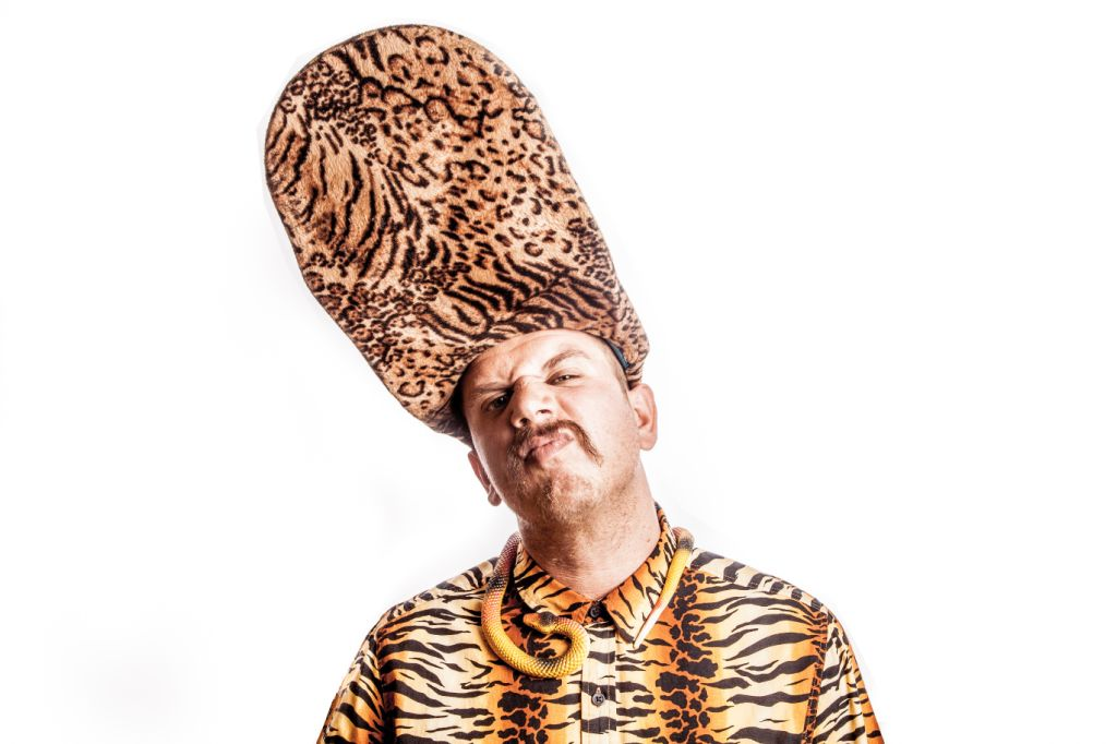 Jack Parow released his latest music video to his South African music fans
