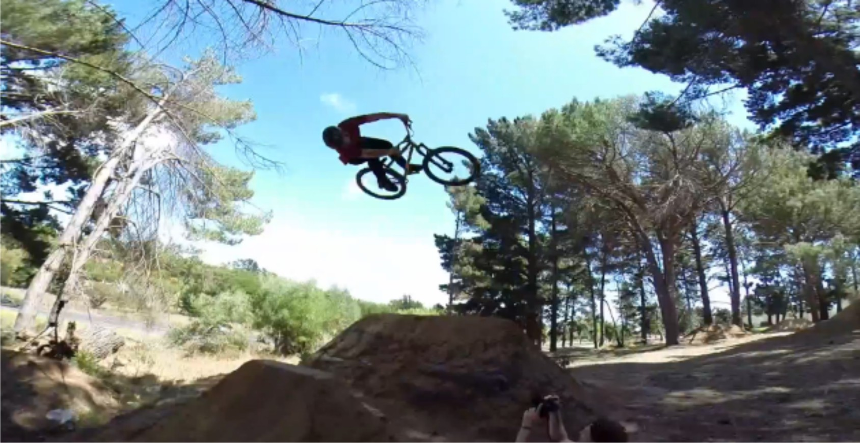 Sam Pilgrim is the boss of Freestyle MTB