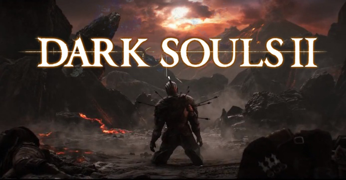 Dark Souls II for Playstation 3 and Xbox 360 is set to release soon