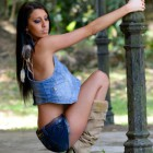 Nicole prooving why she is one of the hottest SA babes