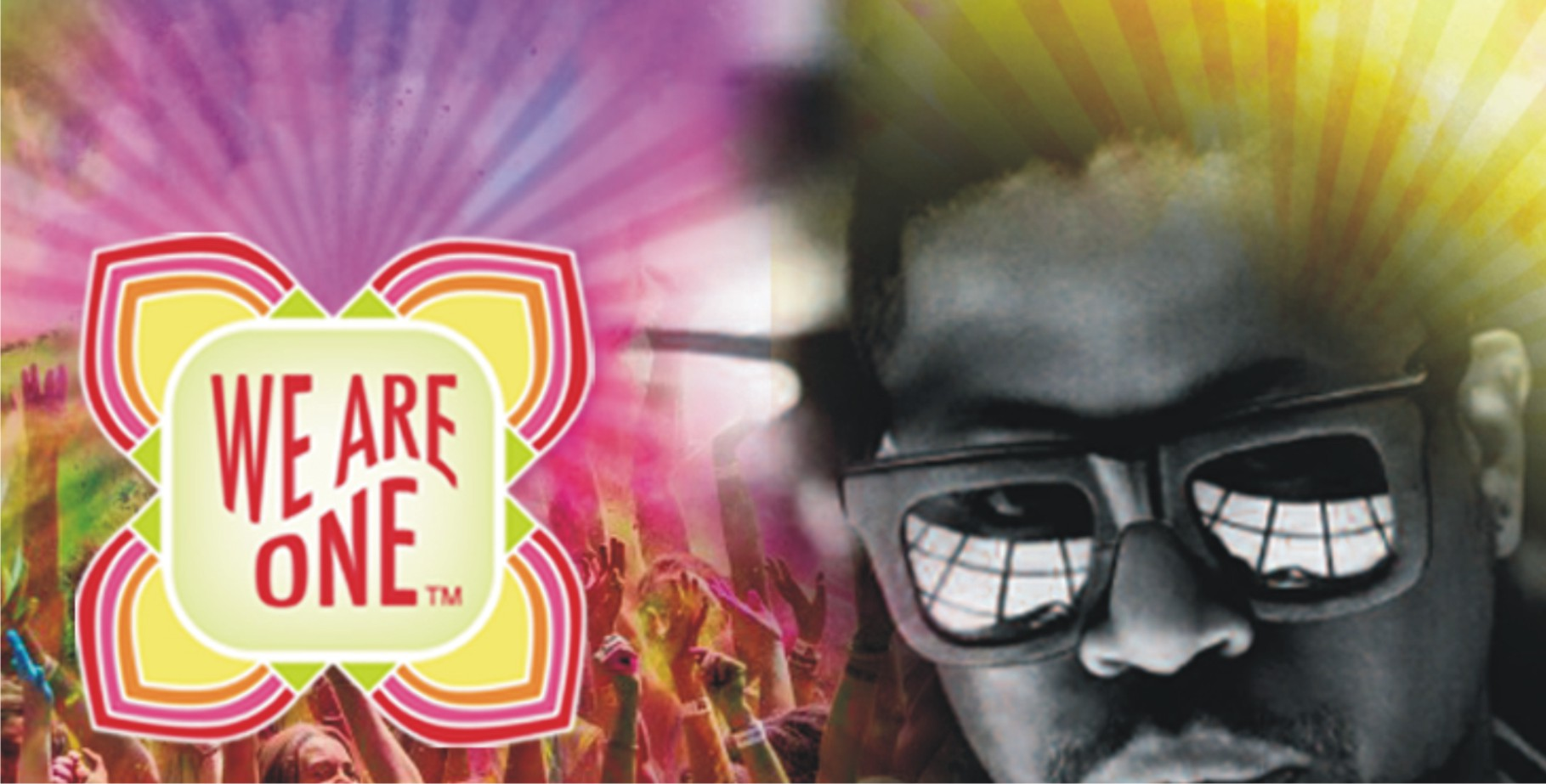 We Are One colour festival set to entertain South African music fans