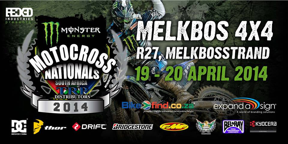 Round 2 of the South African Motocross Nationals