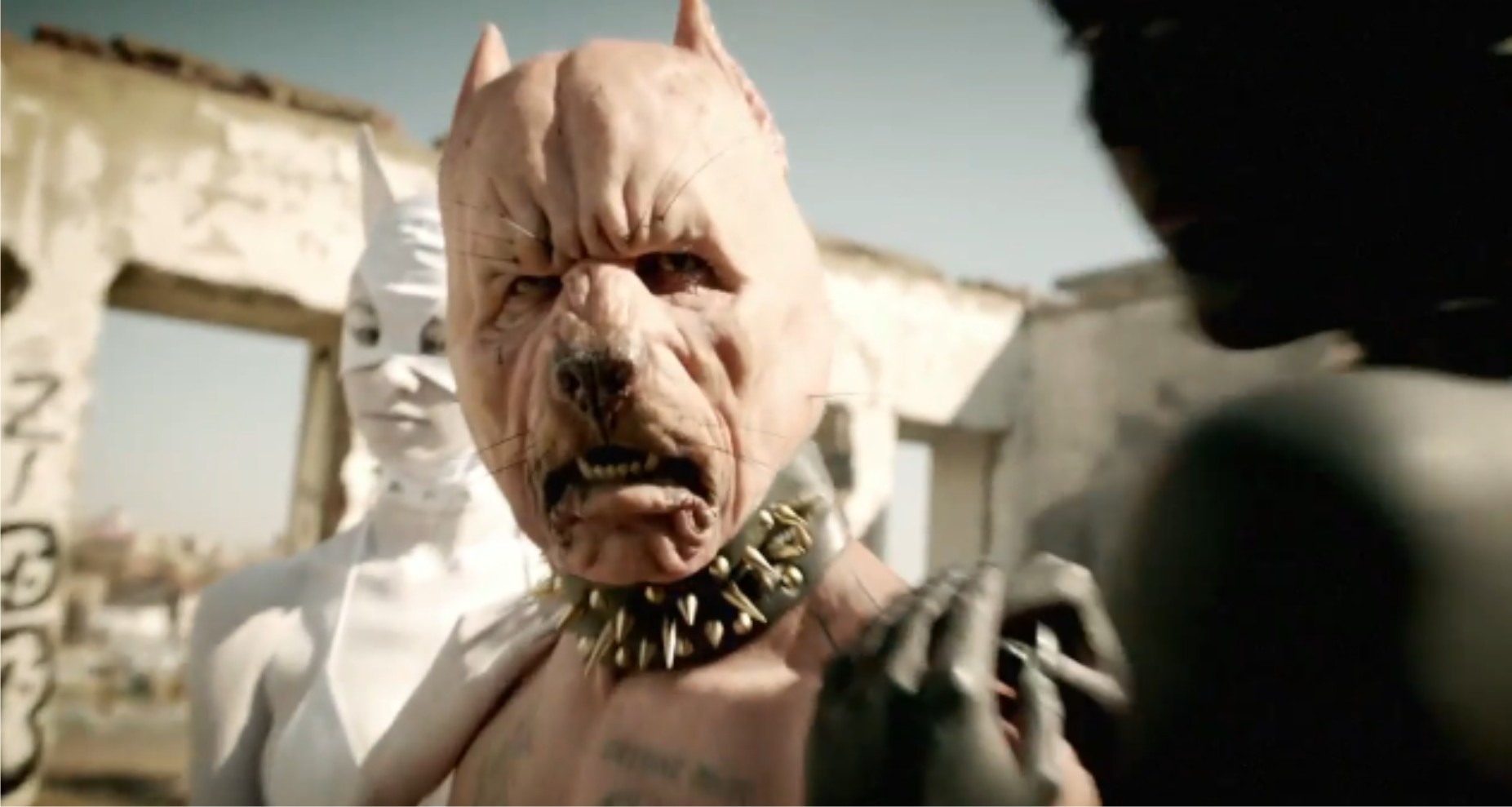 Die Antwoord release their Pitbull Terrier music video to their South African music fans