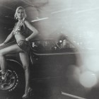 Vintage Pinup live model shoot at Movida with some of SA's sexiest babes