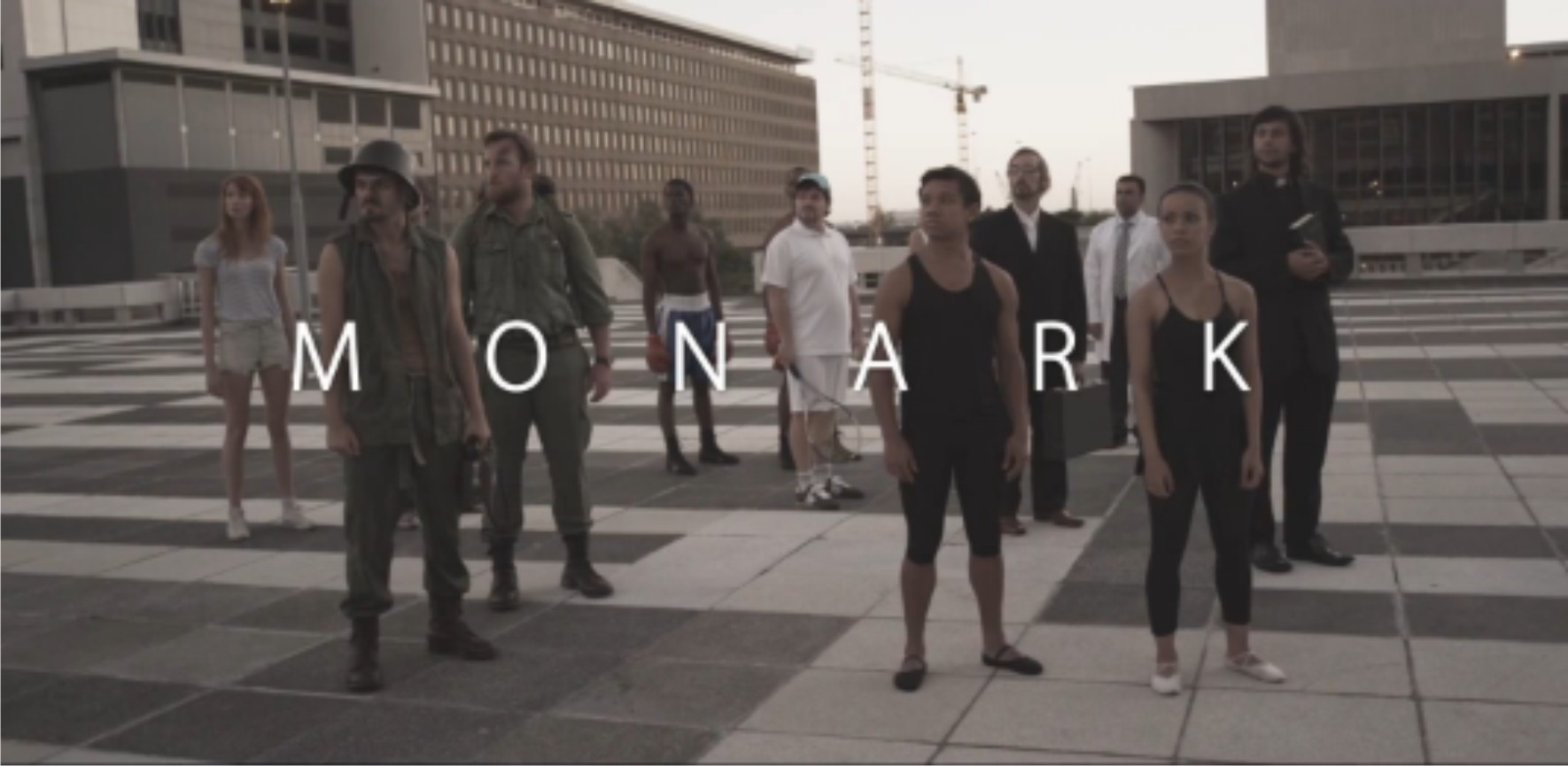 Monark release their Something music video to the South African music scene