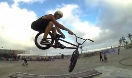 The Skabanga crew have dropped their latest BMX edit - Summer 2014 Promo