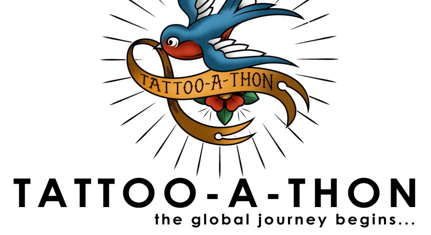The 2014 Tattoo-A-Thon is here