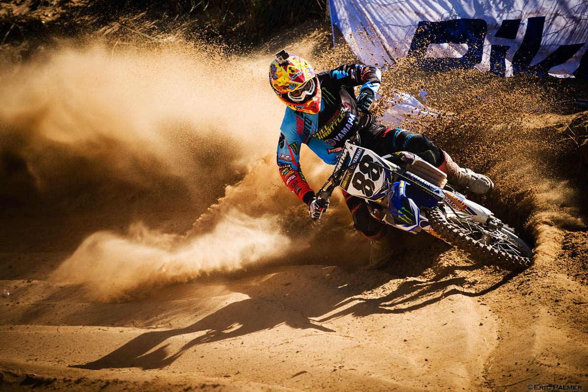 Michael Kok chats to us about Teza motocross