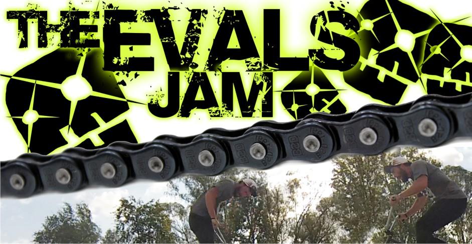 The Evals BMX Jam Details