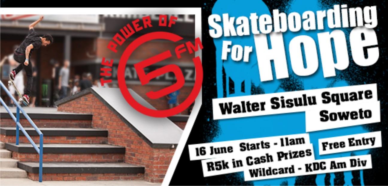 Skateboarding for Hope Tour